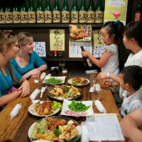 Gifu - Eating delicious food with lovely people.