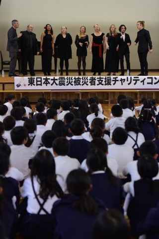 Takatori high school performance.